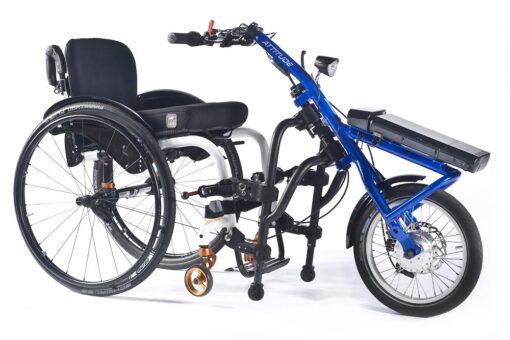 Przystawka do wózka elektryczna