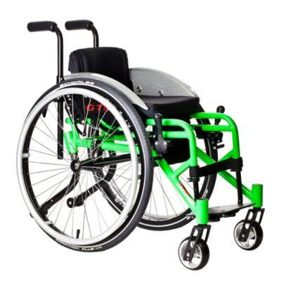 Wózki aktywne
