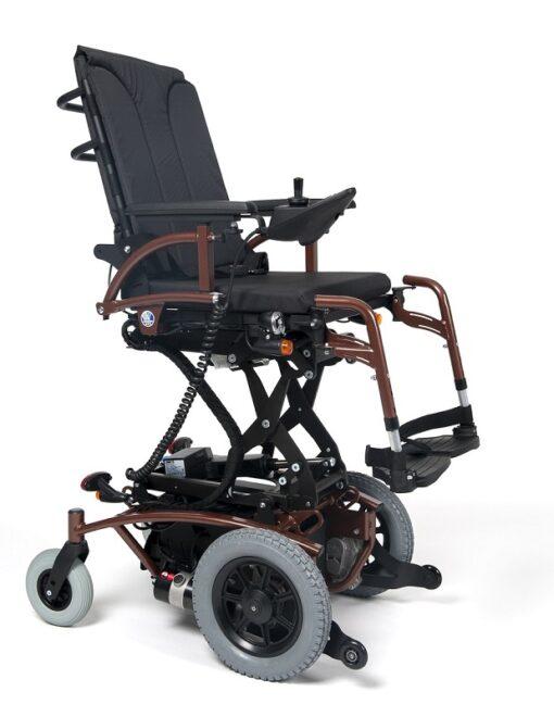Wózek inwalidzki Timix winda
