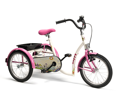 Rowerki dziecięce dla dziewczynek