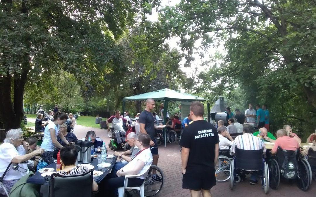 Wakacyjny piknik plenerowy