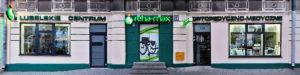 Witryna sklepu medycznego Reha-Max w Lublinie