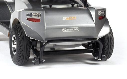 Skuter-inwalidzki-elektryczny-Sterling-S400 tył led
