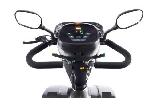 skuter inwalidzki elektryczny sterling s700 sterowanie