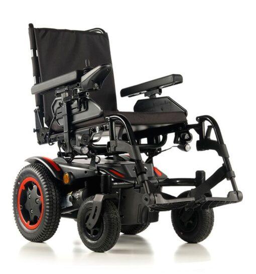 Elektryczny wózek inwalidzki Q200 R