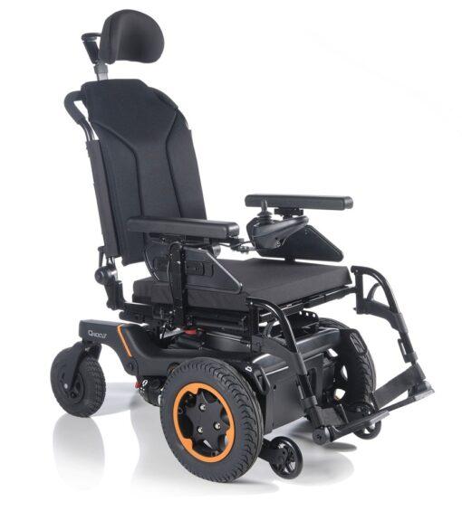 wózek elektryczny Q400 F