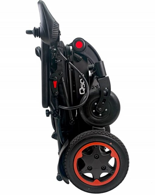 Wózek inwalidzki elektryczny składany Q50R
