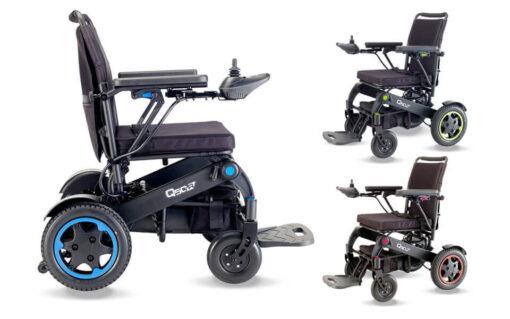 Wózek elektryczny Q50R