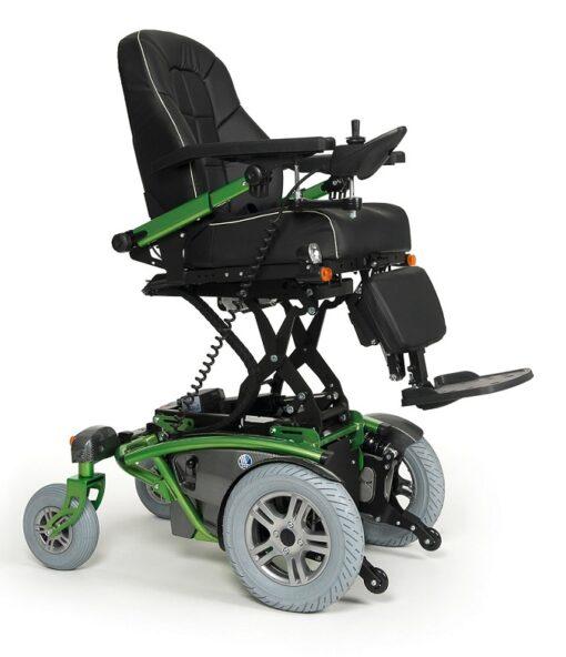 Wózek inwalidzki Timix z windą
