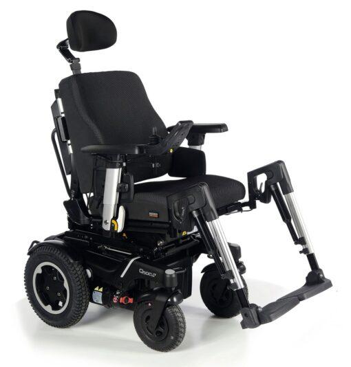 Wózek inwalidzki elektryczny Q500 R