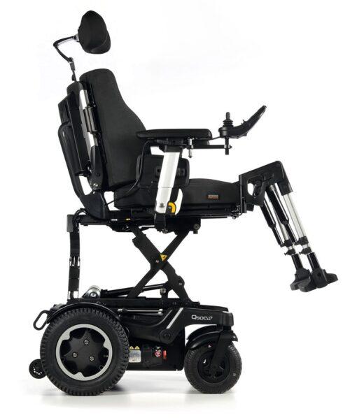 Wózek elektryczny Q500 R z windą