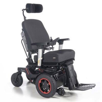 Wózek elektryczny Q500 F