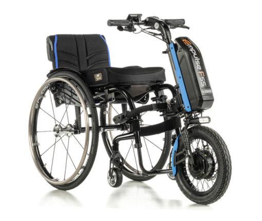 napęd przystawka elektryczna do wózka empulse f55