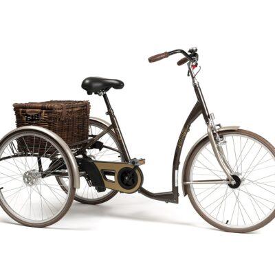 Rower rehabilitacyjny trójkołowy Retro Vintage