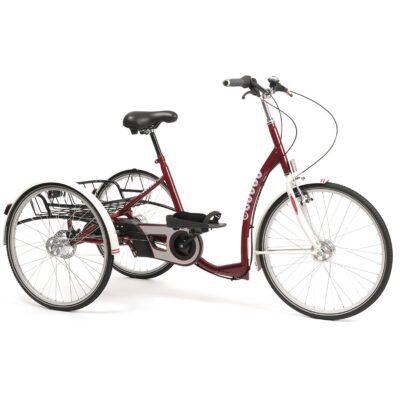 Rowery rehabilitacyjne trójkołowe dla dorosłych i seniorów