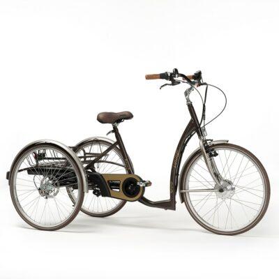 Rower trójkołowy elektryczny Vermeiren Vintage